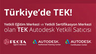 The Only Autodesk Training & Certification Center in Turkey